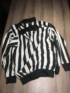 Referee gear (Ice hockey)