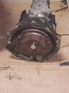 04 Tahoe transmission and transfer case