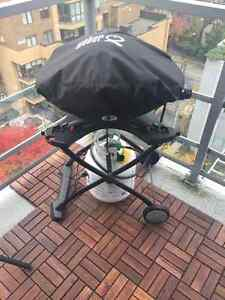 weber bbq package