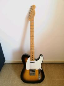 Fender Telecaster + hard case
