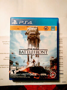 Star Wars Battlefront PS4 - Used