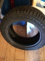 Selling 4 Hercules Studded Winter Tires