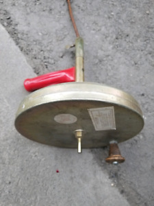 Drain Opener 25 FT Hand Crank or Drill