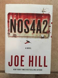 JOE HILL - N0S 4A2  book for sale