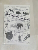 The Hunter's Tip Book by former Timmins resident