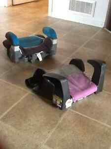 2 Booster car seats in good condition. Gatineau Ottawa / Gatineau Area image 2