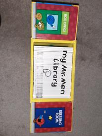 Mr Men box set