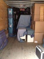 aide-déménageur et conducteur classe 5