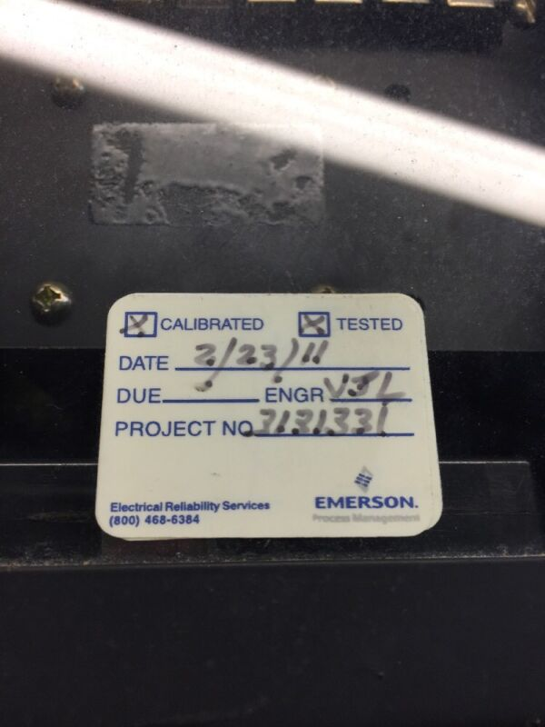 General Electric Type STD Instantaneous Current Relay, 12STD15C5A (1052)