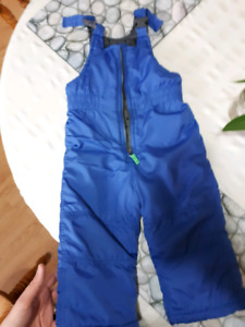Carter's size 24 months snow pants