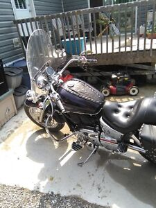 READY TO GO - 1999 Honda Shadow 1100