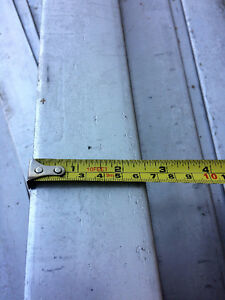"304 Stainless Steel Flat Bar 1/4"" by 2 1/2"" Stratford Kitchener Area image 1"