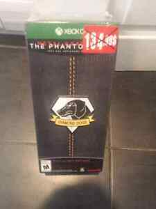Metal gear solid phantom pain Limited Edition **sealed**