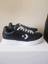 Women's Leather Converse size UK 5