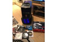 Windows 10 Desktop PC Complete Set up with Keyboard & Mouse