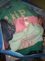 Girls brand name clothes