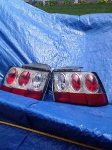 Mustang euro tail lights