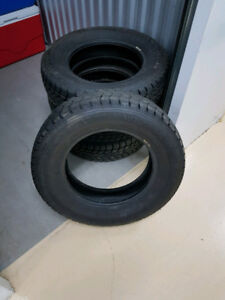 4 Winter Tires 245-70-16 Winter-Claw Extreme-Grip