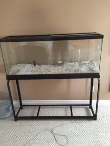 55 gallon aquarium for sale.