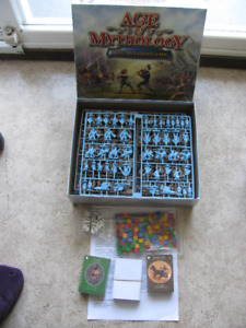 Age of Mythology Role Playing Strategy Board Game Eagle Complete