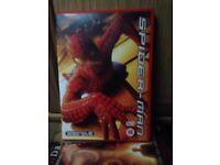 Spider man 1/2/3