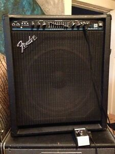 Fender BXR Bass Amp