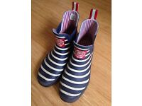 Joules Ankle Wellies
