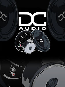 DC AUDIO AUTHORIZED DEALER - BRAND NEW PRODUCTS IN STOCK