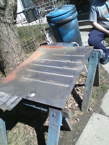 1949-51 Ford car r.f.replacement floor pan
