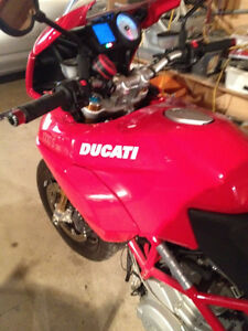 LIKE NEW DUCATI MULTISTRATA 1000S