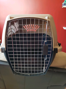 Large Cat crate - Still available