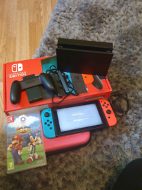 switch and game