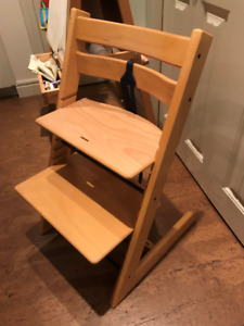Stokke Tripp Trapp Classic Chair Natural - Used