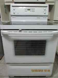 GE electric, smooth surface stove