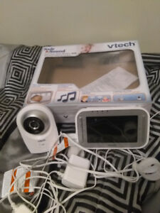 Safe and sound v tech full colour barely used