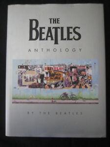 The Beatles Anthology - (Hardcover) by The Beatles
