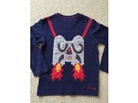 Boys 2 X Joules Long Sleeved Tops