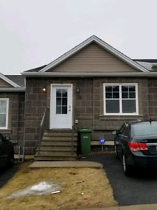 3 Bedroom townhouse in the Twin Brooks subdivision
