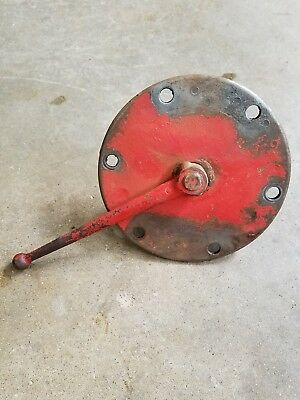 Ford 8n Tractor Parts 3 Point Pto Lever Hydraulic Pump Side Cover