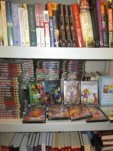 Lowest prices! Selling ALL book stock Christian/ Inspiration.