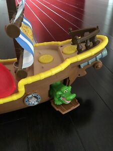 Jake and the Neverland Pirates ship. Peterborough Peterborough Area image 3