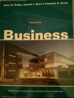 Vol.1 Business 2nd Custom edition for UTSC