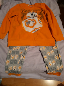 For Sale BB-8 Pyjamas Age 9-10 Years