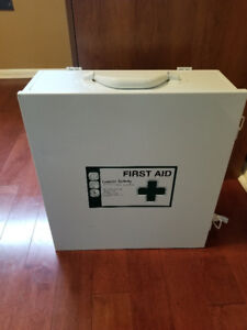 First Aid Safety Box