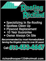 ROOFING BY RICHARD