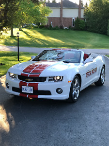 2011 Chevrolet Camaro SS INDY 500 EDTITION Convertible