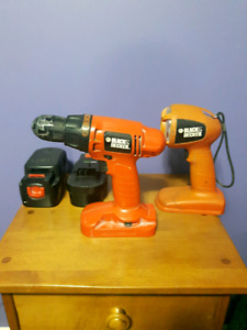 Black and Decker combo