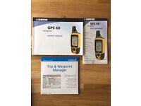 Garmin GPS 60 in excellent condition