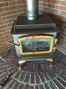 Wood (gas) stove for sale