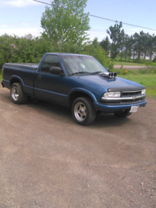 1999 chev s10 done up